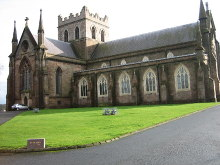 Armagh, St Patrick's Cathedral, County Armagh © Brian Shaw